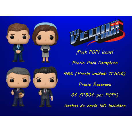 ¡Pack POP! Icons!