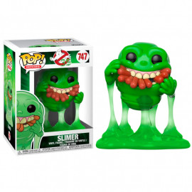 Figura FUNKO POP! Vinyl Ghostbusters: Slimer w/ Hot Dogs