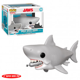 Figura FUNKO POP! Vinyl Jaws: Jaws w/ Diving Tank (15 cm)