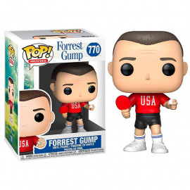 Figura FUNKO POP! Vinyl Forrest Gump: Forrest (Ping Pong Outfit)