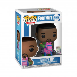 Figura FUNKO POP! Vinyl Fortnite: Giddy Up