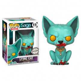 Figura FUNKO POP! Vinyl Saga: Lying Cat Bloody Ex.