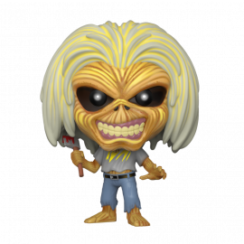 Figura FUNKO POP! Vinyl Rocks Iron Maiden: Killers (Skeleton Eddie)