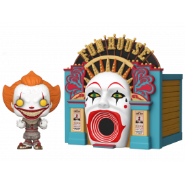 Figura FUNKO POP! Vinyl IT Chapter 2: Demonic Pennywise w/ Funhouse