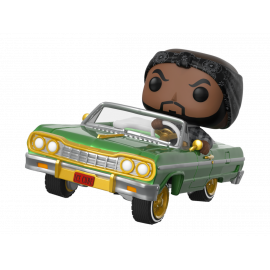 Figura FUNKO POP! Vinyl Rocks: Ice Cube in Impala