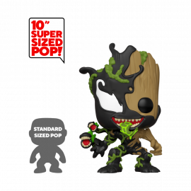 Figura FUNKO POP! Vinyl MARVEL Venom: Venomized Groot 10""