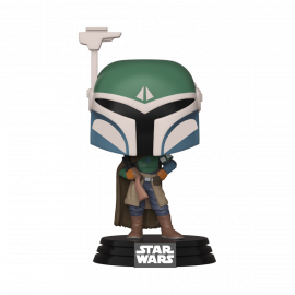 Figura FUNKO POP! Vinyl Star Wars The Mandalorian: Covert Mandalorian