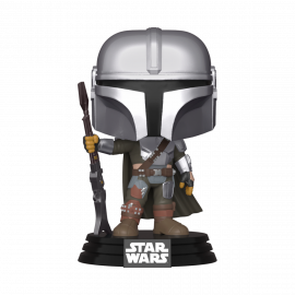 Figura FUNKO POP! Vinyl Star Wars The Mandalorian: The Mandalorian