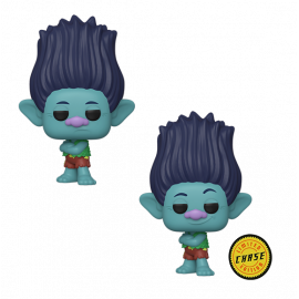 Figura FUNKO POP! Vinyl Trolls World Tour: Branch