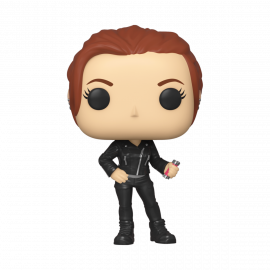 Figura FUNKO POP! Vinyl MARVEL Black Widow: Black Widow (Street)
