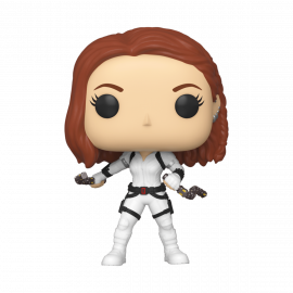 Figura FUNKO POP! Vinyl MARVEL Black Widow: Black Widow (White Suit)