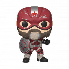 Figura FUNKO POP! Vinyl MARVEL Black Widow: Red Guardian