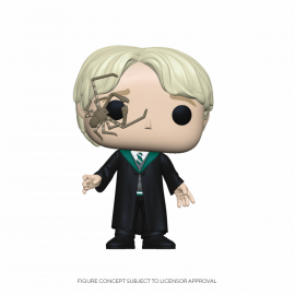 Figura FUNKO POP! Vinyl Harry Potter: Malfoy w/ Whip Spider