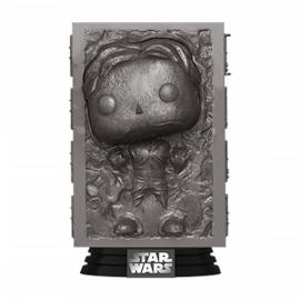 Figura FUNKO POP! Vinyl Star Wars: Han in Carbonite