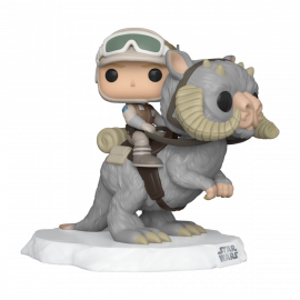 Figura FUNKO POP! Vinyl Star Wars: Luke on Taun Taun
