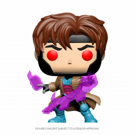 Figura FUNKO POP! Vinyl MARVEL X-Men: Gambit w/ Cards