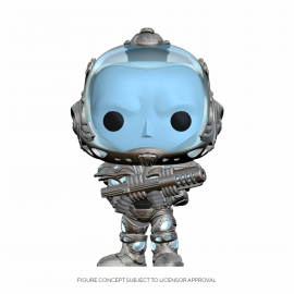 Figura FUNKO POP! Vinyl DC Batman & Robin: Mr. Freeze