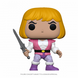 Figura FUNKO POP! Vinyl Master of the Universe: Prince Adam