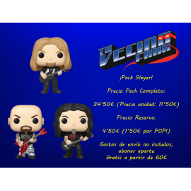 ¡Pack POP! Rocks: Slayer!