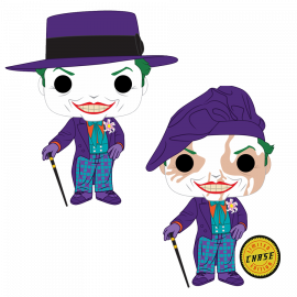 Figura FUNKO POP! Vinyl DC Batman 1989: Joker w/ Hat