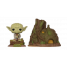 Figura FUNKO POP! Vinyl Star Wars: Yoda's Hut