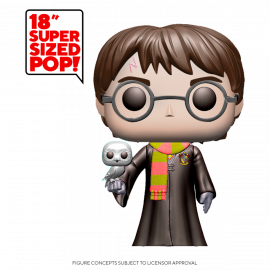 Figura FUNKO POP! Vinyl Harry Potter: Harry Potter 18""