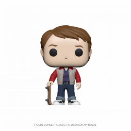 Figura FUNKO POP! Vinyl Town Back to the Future: Marty 1955