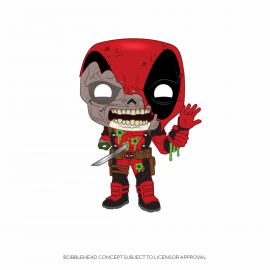Figura FUNKO POP! Vinyl MARVEL Zombies: Deadpool
