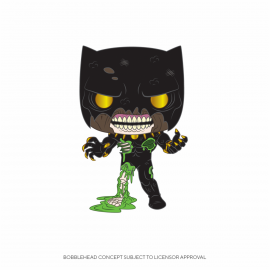 Figura FUNKO POP! Vinyl MARVEL Zombies: Blanck Panther