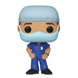 Figura FUNKO POP! Heroes: Front Line Worker - Male 1