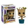Figura FUNKO POP! Vinyl MARVEL Guardians of the Galaxy: Dancing Groot