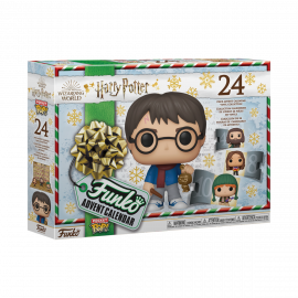 Calendario FUNKO POP! Advent Calendar Harry Potter