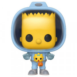 Figura FUNKO POP! Vinyl The Simpsons: Bart Spaceman