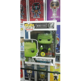 Figura FUNKO POP! Vinyl Universal Monsters: Frankenstein w/ flower Ex.