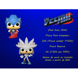 ¡Pack Sonic 30th!