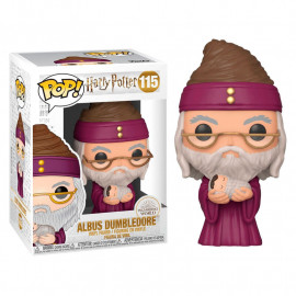 Figura FUNKO POP! Vinyl Harry Potter: Dumbledore w/ Baby Harry