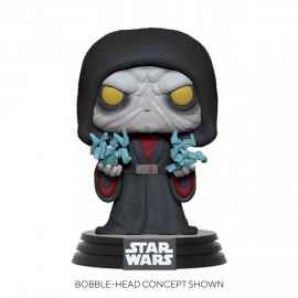 Figura FUNKO POP! Vinyl Star Wars: Revitalized Palpatine