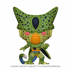 Figura FUNKO POP! Vinyl Dragon Ball: Cell (First Form)