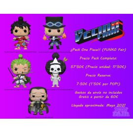 ¡Pack One Piece! (FUNKO Fair 2021)