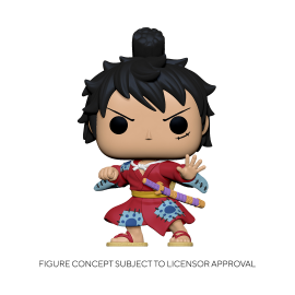 Figura FUNKO POP! Vinyl One Piece: Luffy