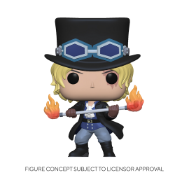 Figura FUNKO POP! Vinyl One Piece: Sabo