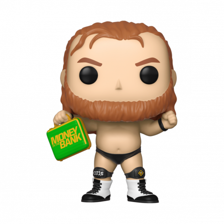 Figura FUNKO POP! Vinyl WWE: Otis (Money in the Bank)