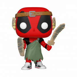 Figura FUNKO POP! Vinyl MARVEL Deadpool 30th: L.A.R.P. Deadpool