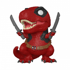 Figura FUNKO POP! Vinyl MARVEL Deadpool 30th: Dinopool
