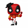 Figura FUNKO POP! Vinyl MARVEL Deadpool 30th: Flamenco Deadpool