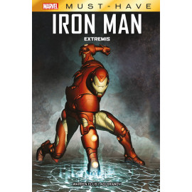Cómic MARVEL Must-Have: Iron Man - Extremis