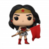 Figura FUNKO POP! Vinyl DC WW 80th: Wonder Woman (Superman: Red Son)