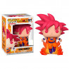 Figura FUNKO POP! Vinyl Dragon Ball: God Goku SDCC2020
