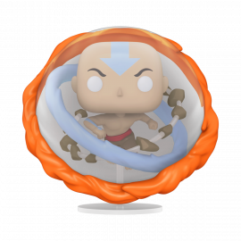Figura FUNKO POP! Vinyl Avatar, La Leyenda de Aang: Aang all Elements