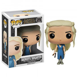 Figura Vinyl FUNKO POP! Game of Thrones Mhysa Daenerys Blue Dress